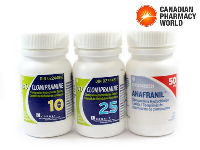 Photo Credit: buy Anafranil from Canadian Pharmacy World