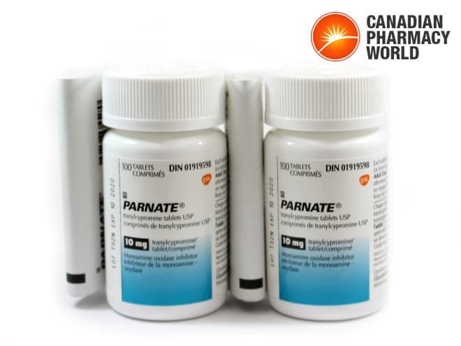 Photo Credit: buy Parnate from Canadian Pharmacy World