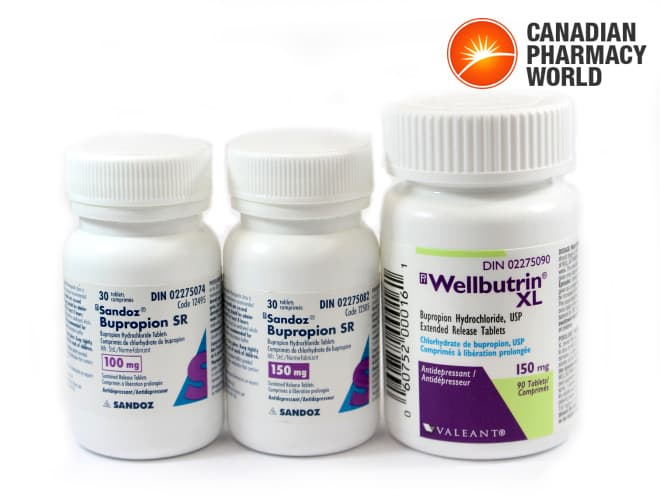Photo Credit: buy Wellbutrin XL from Canadian Pharmacy World
