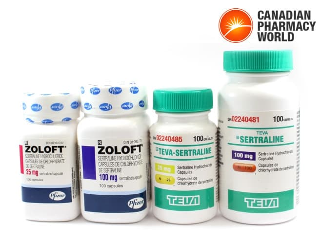 Photo Credit: buy Zoloft from Canadian Pharmacy World