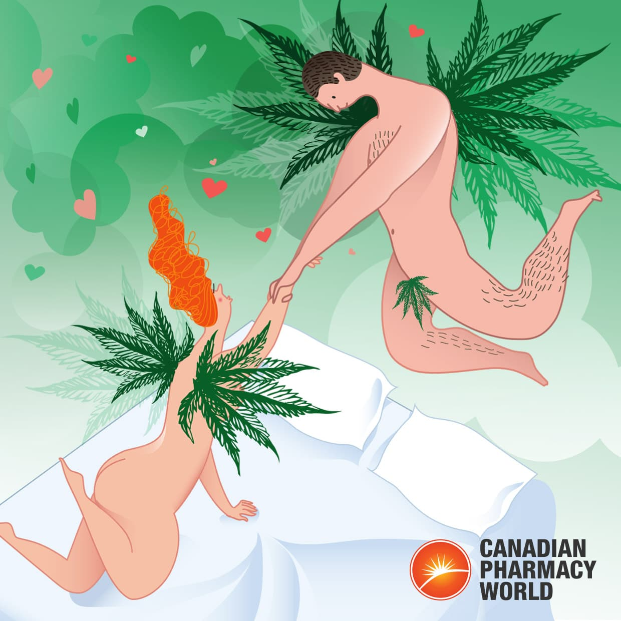 Can Cannabis Use Lead to A Better Sex Life