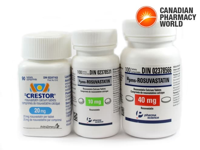 Photo Credit: buy Crestor from @CANPharmaWorld