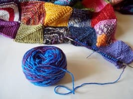 Knitting Your New Year's Resolution: Is Knitting Good For Your Health?