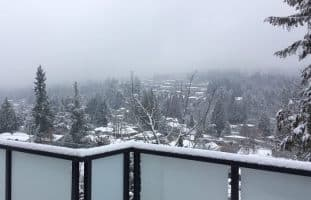 Brace Yourself Vancouver – Another Snowfall